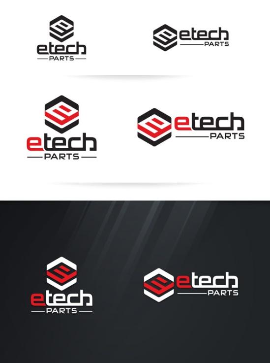 etech logos