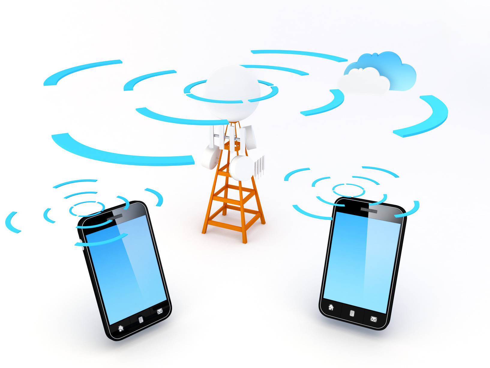 cellular services providers