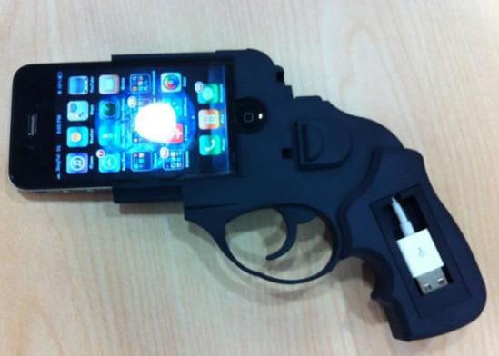 ruger_revolver_iphone_4_dock_zhncc