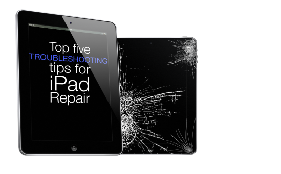 iPad Troubleshooting