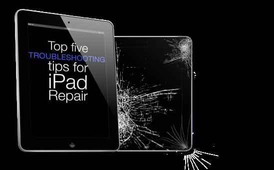 Ipad Dead Spot After Replacing Screen