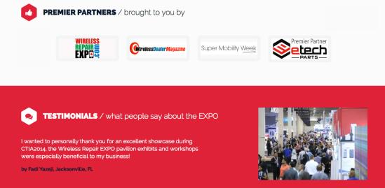 Wireless Repair Expo 2015