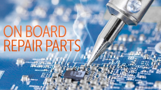 On Board Repair Parts eTech Parts