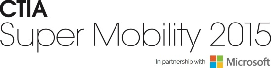 Super Mobility Week 2015 logo